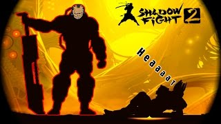 ТИТАН ЖИВ (пока) видео  игра Shadow Fight 2 бой с тенью видео   Funny Games TV