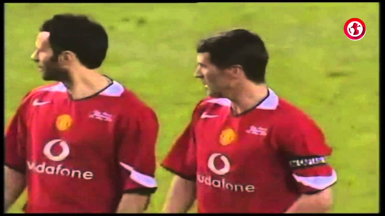 85c44a55f93 Manchester United v Roy Keane Last Match 04 05 (Testimonial) English  Commentary