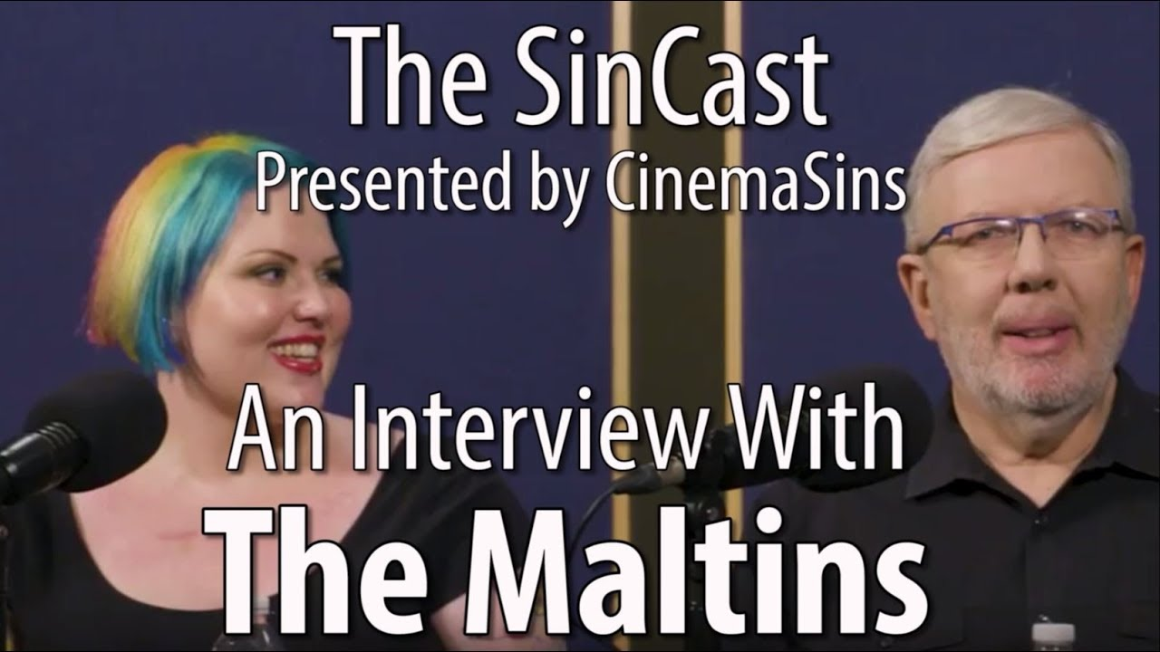 Sincast Episode 124 Ft Maltin On Movies - Short Form