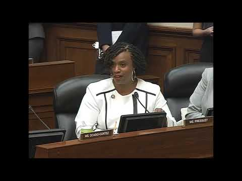 Rep. Pressley Highlights the Importance of Accessible Voting Procedures for Everyone