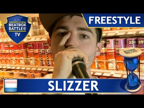 Slizzer from Luxembourg - Freestyle - Beatbox Battle TV