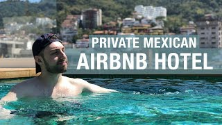 Gambar cover Is this real life? Airbnb Hotels are a thing in Mexico