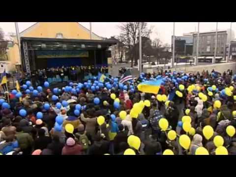 Видео: СЛОВА ПОДДЕРЖКИ УКРАИНЕ ОТ ЭСТОНИИ СПАСИБО