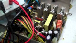 ESR (Equivalent Series Resistance) Capacitor Meter Fixes Computer Power Supply(This video shows how handy an ESR meter is when trouble-shooting electronic equipment. I nailed this fix within minutes thanks to in circuit testing with the ..., 2011-12-31T17:21:16.000Z)