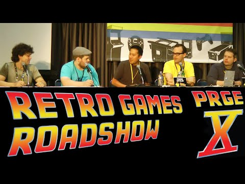 PRGE 2015 - Retro Games Roadshow - Portland Retro Gaming Expo
