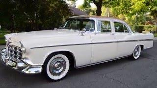 1956 Chrysler Imperial Sedan - Ross's Valley Auto Sales - Boise, Idaho
