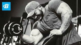 Killer Arm Workout for Size   IFBB Pro Hunter Labrada