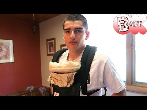 SEXY BABY CARRIER!   October 12, 2015