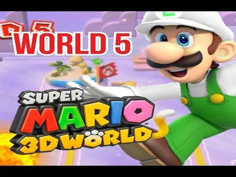 BULL!! [SUPER MARIO 3D WORLD] #5