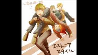 Baltic Trio- Peace Sounds Nice... [Full Character Song with Lyrics]