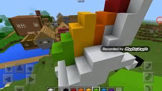 Unicorns!?!?!?!! Minecraft Cat Land