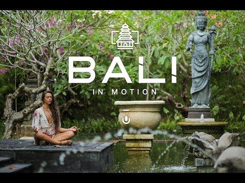 BALI IN MOTION