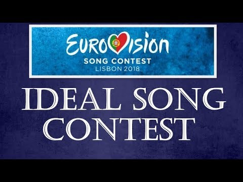 EUROVISION 2019 - IDEAL SONG CONTEST -  55 COUNTRIES - ENJOY THE MUSIC