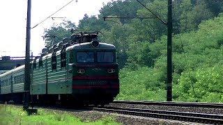 ВЛ80Т-2027 с поездом №148 Одесса - Киев