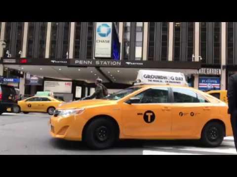 NYC Madison Square Garden