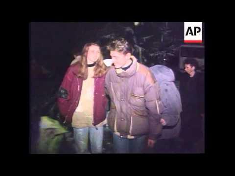 Bosnia - Serb Exodus