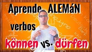 Aprende los verbos alemanes KöNNEN y DüRFEN thumbnail