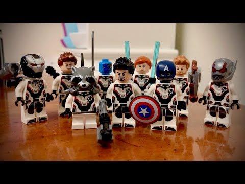 LEGO Avengers Endgame Sets!