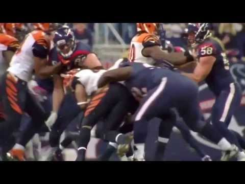 Earl Mitchell's Texans highlight