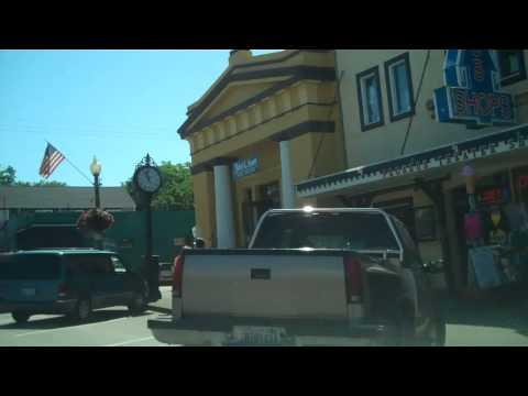 Downtown Snohomish WA