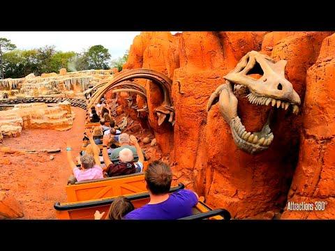 All Big Thunder Mountain Rides From Tokyo, Paris, Disneyland, & Walt Disney World