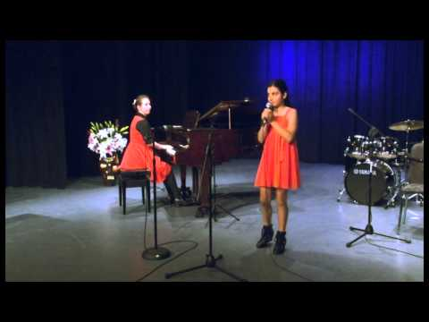 End of Year Concert, November 2013, Sample Fragments. Lily El Assaraoui