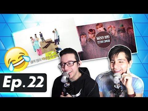GUYS REACT TO BTS 'Run BTS' Ep. 22