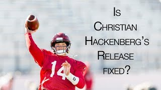 Are Christian Hackenberg's throwing mechanics fixed? Longtime NFL QB coach says yes