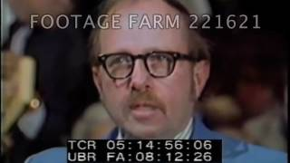 President Reagan:  Press Conference - 221621-08 | Footage Farm