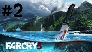 Far Cry 3 - Walkthrough - Part 2 - Down In Amanaki Town (PC/X360/PS3) [HD]