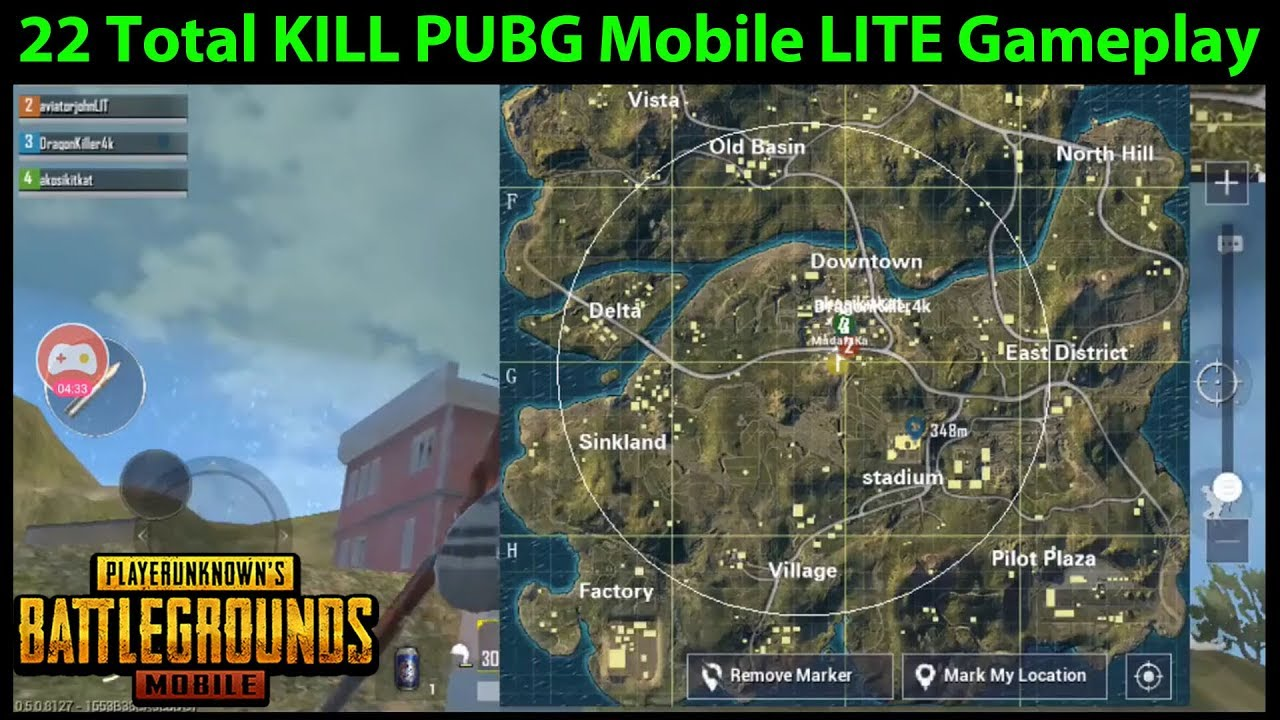 Pubg Mobile Lite Wallpapers: PUBG Mobile LITE Squads GAMEPLAY!!