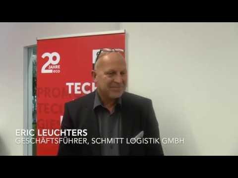 Eric Leuchters, Schmitt Logistik GmbH – eco Kompetenzgruppen E-Commerce & Online-Marketing