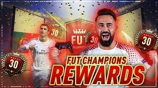 FIFA 18: NEYMAR GEZOGEN! 2x TOP 100 FUT CHAMPIONS REWARDS! | CIHAN YASARLAR