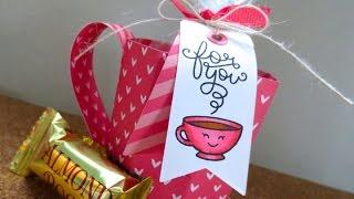 Paper Teacup/Mug Favor
