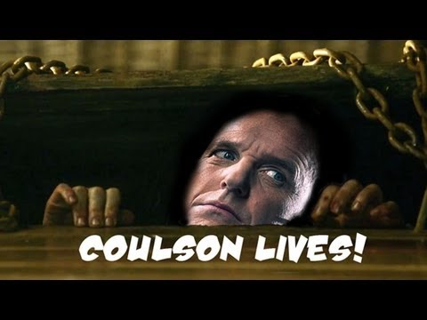 Coulson Lives, Kick-Ass 2 Trailer, & DC Nation Ends (DB ep.7)