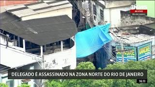 Delegado é encontrado morto próximo a favela na Zona Norte do Rio