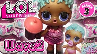 LOL Surprise Pearl Surprise Wave 2 Reveal Pics Of Dolls + Accessories Purple Pearl Surprise Is Real!