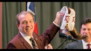* LIVE * TEXAS A&M, JIMBO FISHER IN TROUBLE WITH THE NCAA ?