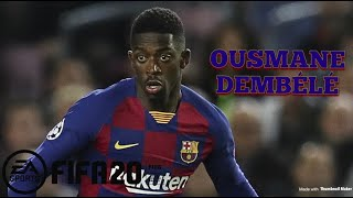 Player details here - https://www.fifaindex.com/player/231443/ousmane-demb%c3%a9l%c3%a9/ gameplay highlights the player's best attributes, some stats are enh...