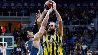 Highlights: Fenerbahce Istanbul-Real Madrid
