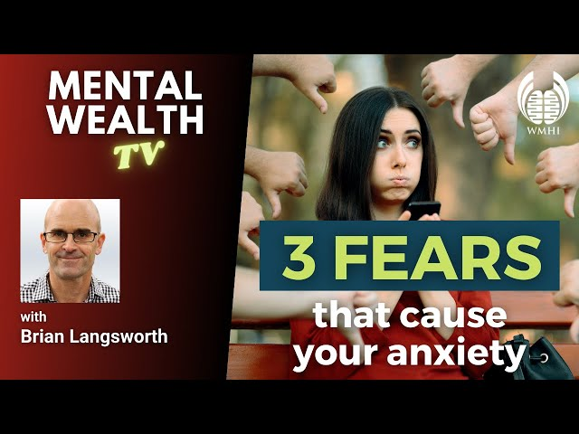 The Three Types of Fear Driving Your Anxiety