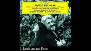 Fantasiestücke for cello and piano, Op.73  - Robert Schumann