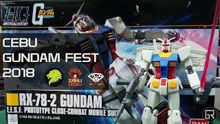 E01 Cebu Gundam Fest 2018 Vibo Place Cebu