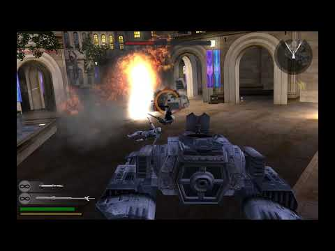Star Wars Battlefront II (Classic, 2005) Mission 8 - Naboo: Imperial Diplomacy |