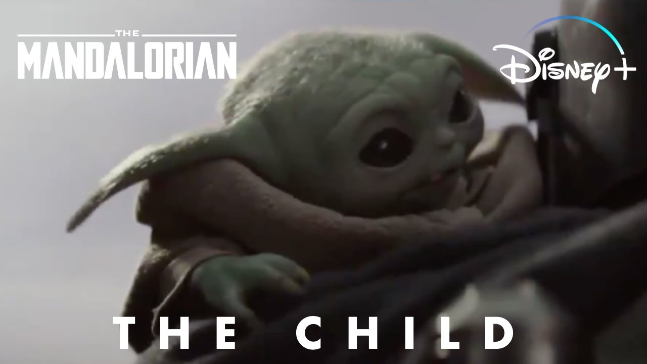 The Mandalorian The Child Disney+ Promo