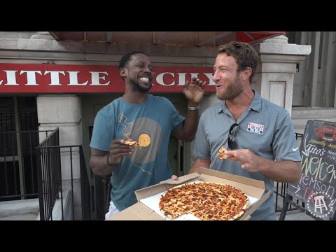 Barstool Pizza Review - Bearno