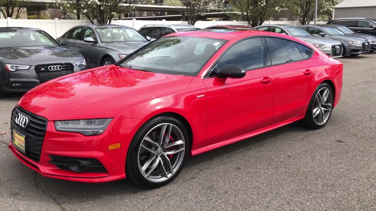 2017 audi a7 3 0t supercharged competition package. Black Bedroom Furniture Sets. Home Design Ideas