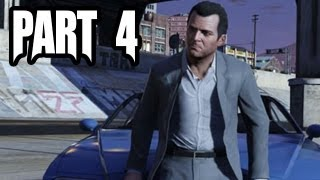 Grand Theft Auto 5 Gameplay Walkthrough - Part 4 - Complications!! (GTA 5 Gameplay HD GTA V)
