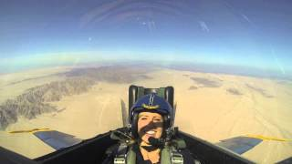 Courtney Force Blue Angels Experience