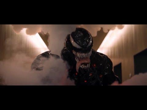 "Venom (2018) Venom vs SWAT team ""Mask! Copy"""